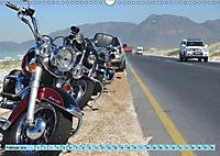 Mit Harleys am Western Cape (Wandkalender 2019 DIN A3 quer) - Produktdetailbild 2