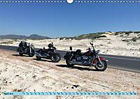 Mit Harleys am Western Cape (Wandkalender 2019 DIN A3 quer) - Produktdetailbild 4