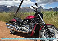 Mit Harleys am Western Cape (Wandkalender 2019 DIN A3 quer) - Produktdetailbild 3