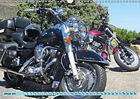 Mit Harleys am Western Cape (Wandkalender 2019 DIN A3 quer) - Produktdetailbild 1