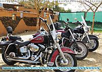 Mit Harleys am Western Cape (Wandkalender 2019 DIN A3 quer) - Produktdetailbild 9