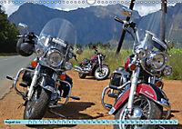 Mit Harleys am Western Cape (Wandkalender 2019 DIN A3 quer) - Produktdetailbild 8