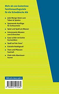 Mit Kindern unterwegs - Schwäbische Alb umsonst - Produktdetailbild 1