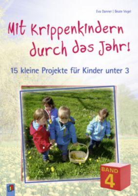 Mit Krippenkindern durch das Jahr -  pdf epub