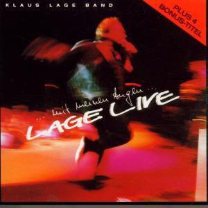 ...Mit Meinen Augen...Live, Klaus Band Lage