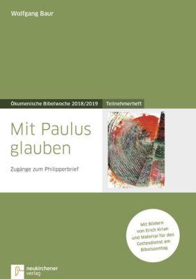 Mit Paulus glauben, Themenheft, Wolfgang Baur