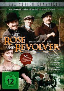 Mit Rose und Revolver