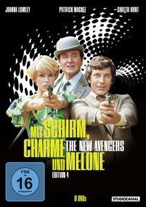 Mit Schirm, Charme und Melone - Edition 4