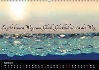 Mit Sprüchen und Weisheiten durch's Jahr (Wandkalender 2019 DIN A2 quer) - Produktdetailbild 4