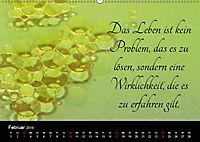 Mit Sprüchen und Weisheiten durch's Jahr (Wandkalender 2019 DIN A2 quer) - Produktdetailbild 2