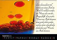 Mit Sprüchen und Weisheiten durch's Jahr (Wandkalender 2019 DIN A2 quer) - Produktdetailbild 9