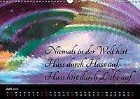 Mit Sprüchen und Weisheiten durch's Jahr (Wandkalender 2019 DIN A3 quer) - Produktdetailbild 6
