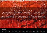 Mit Sprüchen und Weisheiten durch's Jahr (Wandkalender 2019 DIN A3 quer) - Produktdetailbild 7