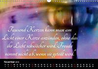 Mit Sprüchen und Weisheiten durch's Jahr (Wandkalender 2019 DIN A3 quer) - Produktdetailbild 11