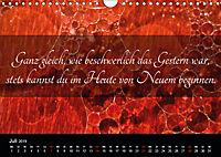 Mit Sprüchen und Weisheiten durch's Jahr (Wandkalender 2019 DIN A4 quer) - Produktdetailbild 7