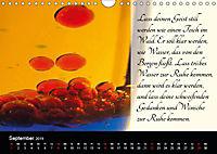 Mit Sprüchen und Weisheiten durch's Jahr (Wandkalender 2019 DIN A4 quer) - Produktdetailbild 9