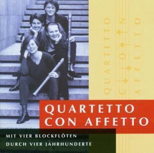 Mit Vier Blockfloeten, Quartetto con Affetto