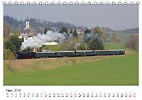 Mit Volldampf durch Österreich (Tischkalender 2019 DIN A5 quer) - Produktdetailbild 3