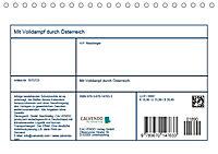 Mit Volldampf durch Österreich (Tischkalender 2019 DIN A5 quer) - Produktdetailbild 13