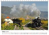 Mit Volldampf durch Österreich (Tischkalender 2019 DIN A5 quer) - Produktdetailbild 10