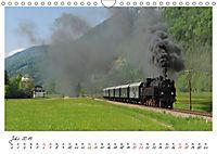 Mit Volldampf durch Österreich (Wandkalender 2019 DIN A4 quer) - Produktdetailbild 7