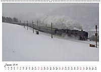 Mit Volldampf durch Österreich (Wandkalender 2019 DIN A2 quer) - Produktdetailbild 1