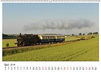 Mit Volldampf durch Österreich (Wandkalender 2019 DIN A2 quer) - Produktdetailbild 4
