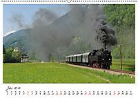 Mit Volldampf durch Österreich (Wandkalender 2019 DIN A2 quer) - Produktdetailbild 7