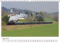 Mit Volldampf durch Österreich (Wandkalender 2019 DIN A4 quer) - Produktdetailbild 3