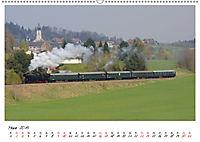 Mit Volldampf durch Österreich (Wandkalender 2019 DIN A2 quer) - Produktdetailbild 3