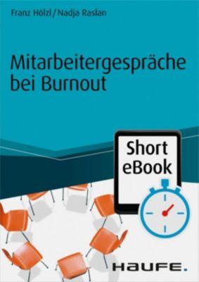 Mitarbeitergespräche bei Burnout, Franz Hölzl, Nadja Raslan
