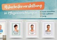 Mitarbeitervorstellung in Pflegeeinrichtungen - Redaktionsteam Verlag an der Ruhr |