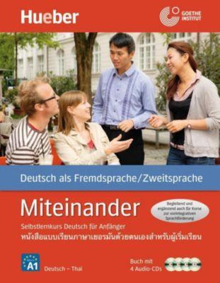 Mit 1 ... Selbstlernkurs Deutsch Für Anfänger Miteinander Arabische Ausgabe