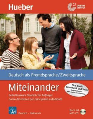 Miteinander Arabische Ausgabe Mit 1 ... Selbstlernkurs Deutsch Für Anfänger