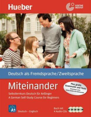 Mit 1 ... Arabische Ausgabe Miteinander Selbstlernkurs Deutsch Für Anfänger