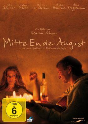 Mitte Ende August, Sebastian Schipper