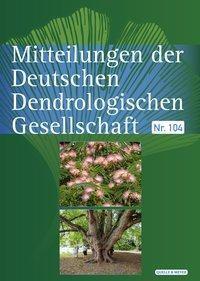 Mitteilungen der Deutschen Dendrologischen Gesellschaft -  pdf epub