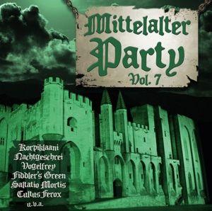 Mittelalter Party Vii, Diverse Interpreten