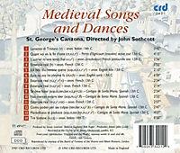 Mittelalterliche Lieder Und Tänze - Produktdetailbild 1