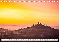 Mittelhessens Burgen und Schlösser (Tischkalender 2019 DIN A5 quer) - Produktdetailbild 2