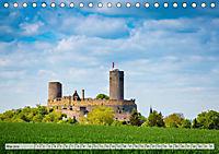 Mittelhessens Burgen und Schlösser (Tischkalender 2019 DIN A5 quer) - Produktdetailbild 5
