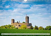 Mittelhessens Burgen und Schlösser (Wandkalender 2019 DIN A4 quer) - Produktdetailbild 5
