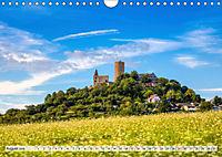 Mittelhessens Burgen und Schlösser (Wandkalender 2019 DIN A4 quer) - Produktdetailbild 8