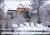 Mittelhessens Burgen und Schlösser (Wandkalender 2019 DIN A2 quer) - Produktdetailbild 1