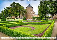 Mittelhessens Burgen und Schlösser (Wandkalender 2019 DIN A2 quer) - Produktdetailbild 6