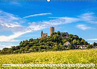 Mittelhessens Burgen und Schlösser (Wandkalender 2019 DIN A2 quer) - Produktdetailbild 8