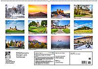 Mittelhessens Burgen und Schlösser (Wandkalender 2019 DIN A2 quer) - Produktdetailbild 13