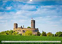 Mittelhessens Burgen und Schlösser (Wandkalender 2019 DIN A3 quer) - Produktdetailbild 5