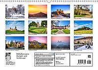 Mittelhessens Burgen und Schlösser (Wandkalender 2019 DIN A3 quer) - Produktdetailbild 13