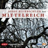 Mittelreich, 10 Audio-CDs, Josef Bierbichler